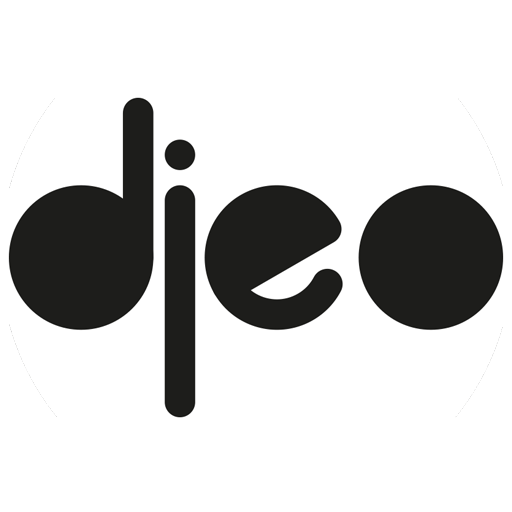 DJEO circle logo